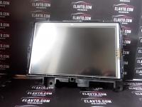 Renault Capture Navigation Display R-Link 259156379R TomTom (cracked screen!)