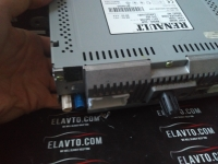Renault Capture Navigation System Media NAV GPS USB AUX LAN520WR1 281154879R