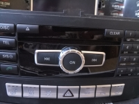 Mercedes ML W166 GL X166 Navigation system Comand NTG 4.5  A1669006505 A1729016500