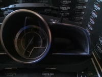 Mazda 3 Instrument Cluster with HUD Display Head UP Dsiplay BJE155430