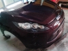 Ford Fiesta MK7 front complete set