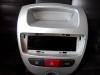 Citroen C1 Toyota AYGO Interior Radio Dash Trim 554050H010