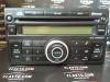 Nissan Qashqai Radio CD player - 28184JD45A / PN-3000F-A